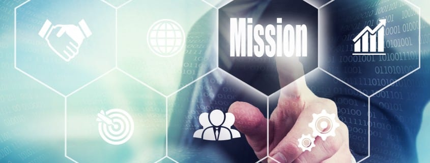 How to write a private practice mission statement.