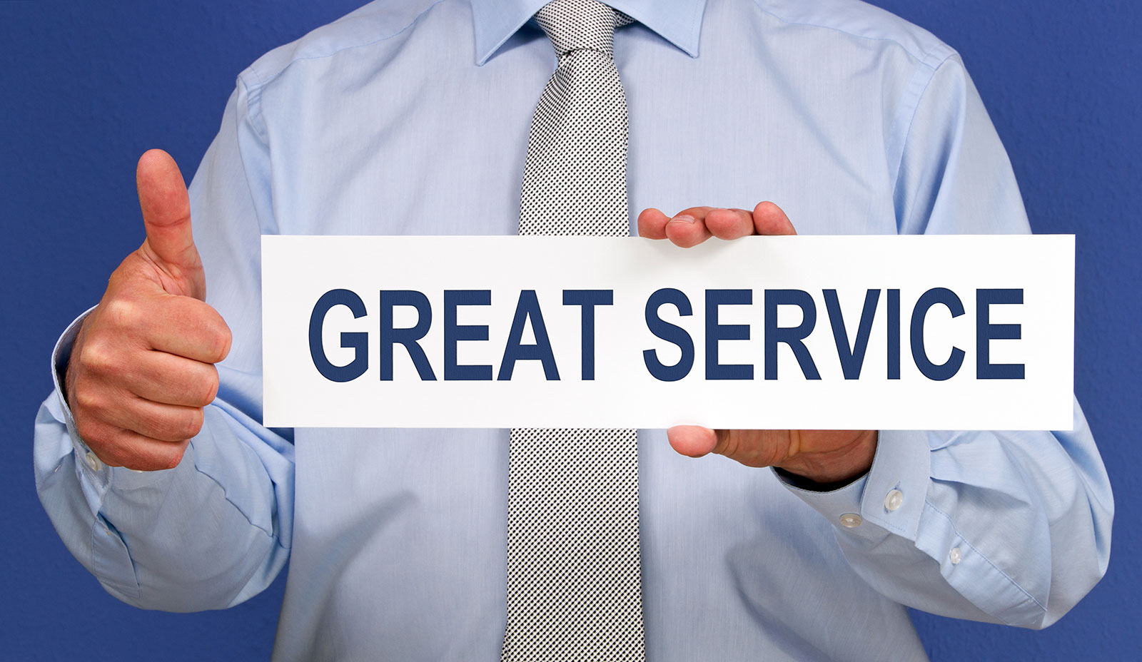 What Are the Four Components of Great Service?